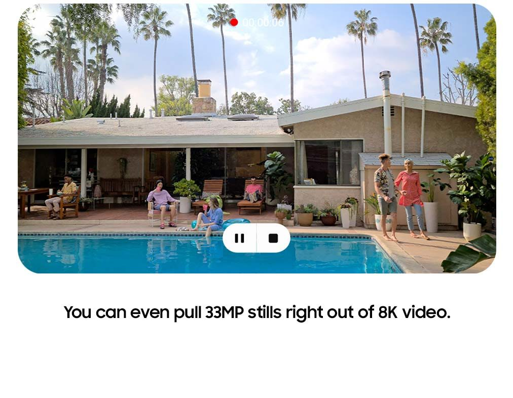 Pull stills right out of video
